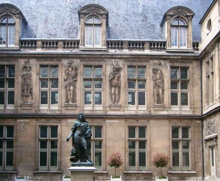 Carnavalet Müzesi | Fransa'nın Başkenti Paris'te Bulunan Paris'in Tarihine Adanmış Müze – M..