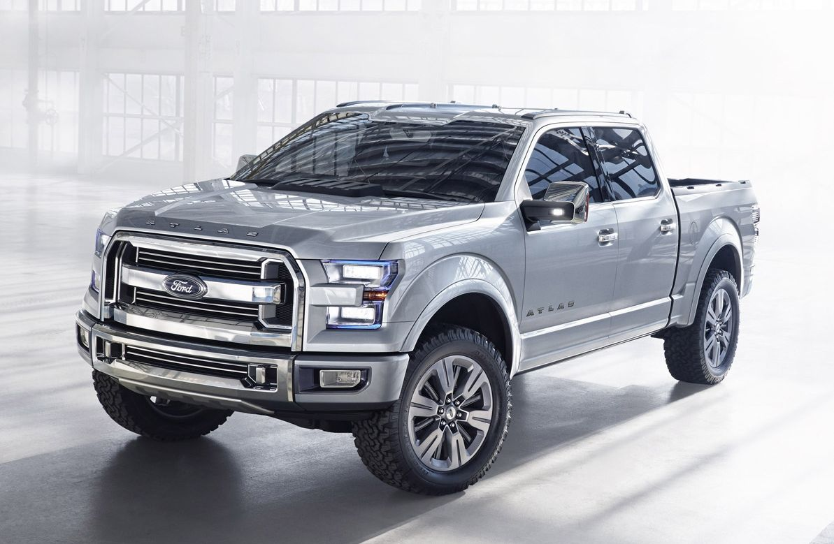 2016 Ford Super Duty Concept