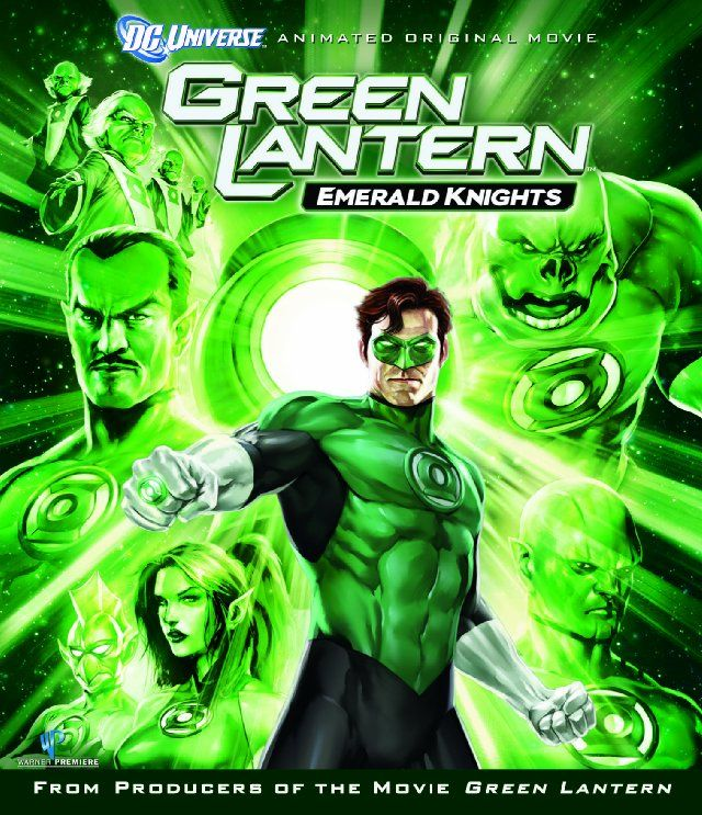 Yeşil Fener: Zümrüt Şovalyeleri - 2011 BRRip XviD - Türkçe Dublaj Tek Link indir