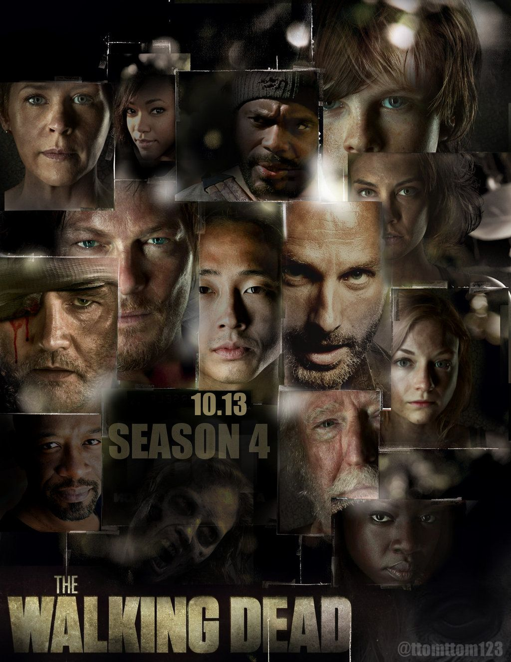 The Walking Dead S04E08 HDTV Nl subs DutchReleaseTeam preview 0