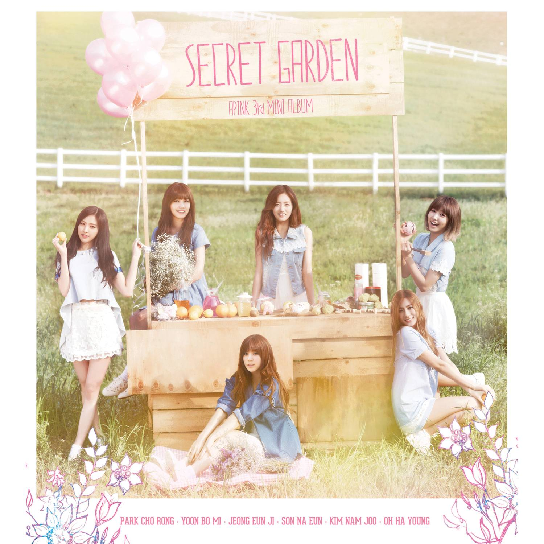 [Mini Album] APINK    Secret Garden [3rd Mini Album]