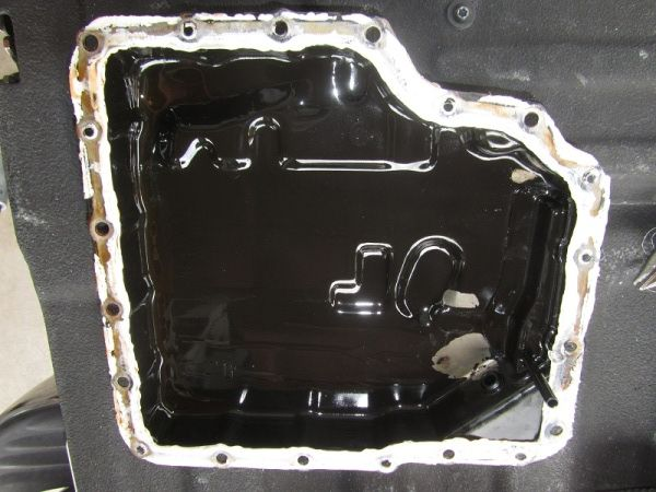09a transmission pan gasket