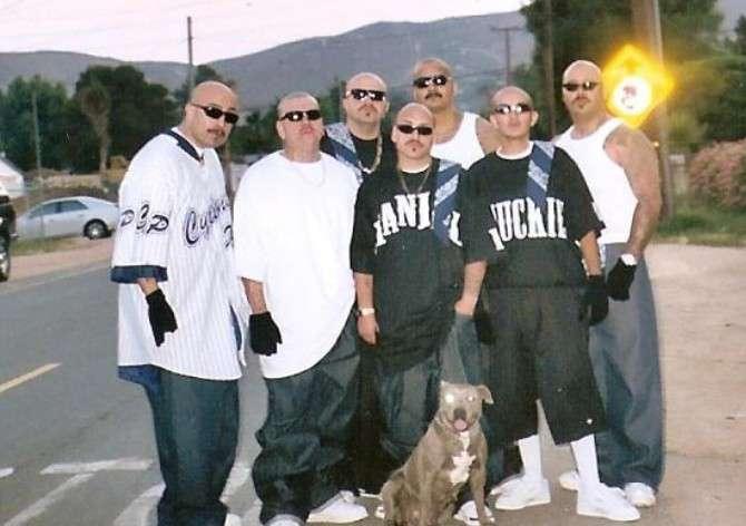 Gay Gang Bangers 118