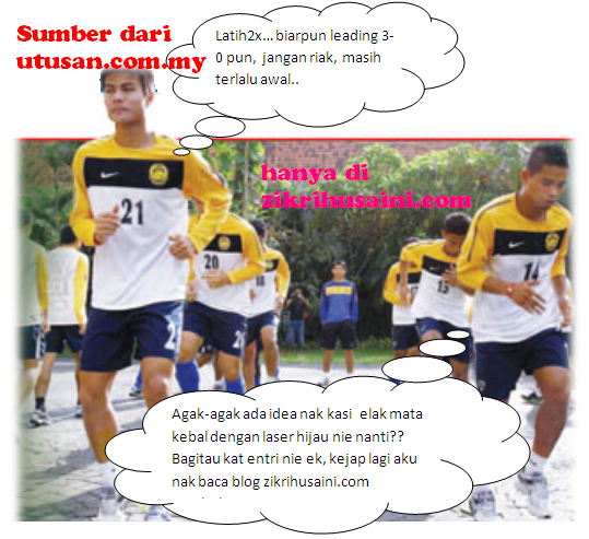 raja gopal, skuad kebangsaan, skuad harimau, malaysia mara ke separuh akhir piala suzuki 2010, jurulatih negara bola sepak raja gopal, malaysia menentang indonesia piala suzuki akhir ke2 2010, laser, pancaran hijau laser, skuad kebangsaan sedang berlatih